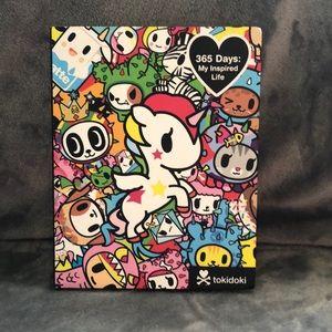 Brand new tokidoki journal